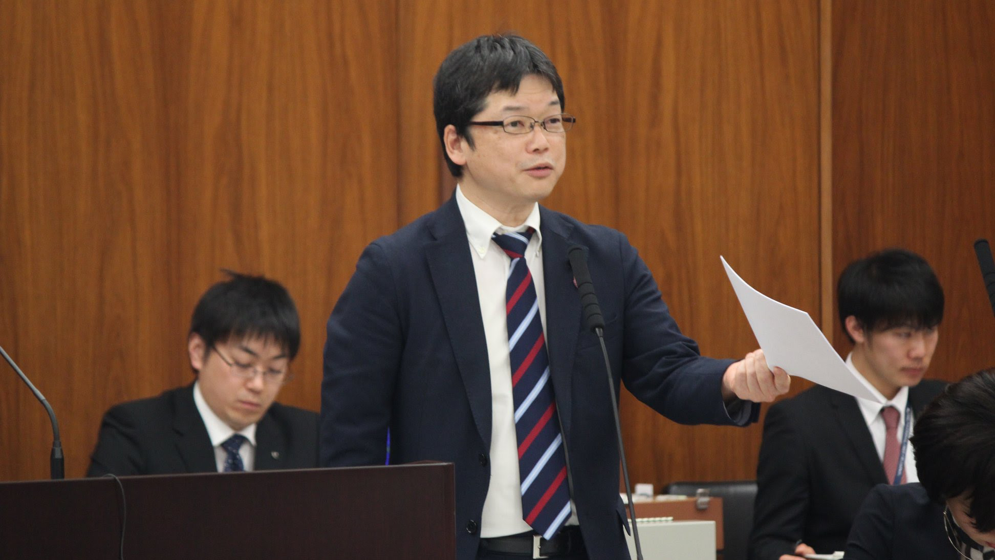 立憲民主党島根県連合 代表代行 石橋みちひろ参議院議員