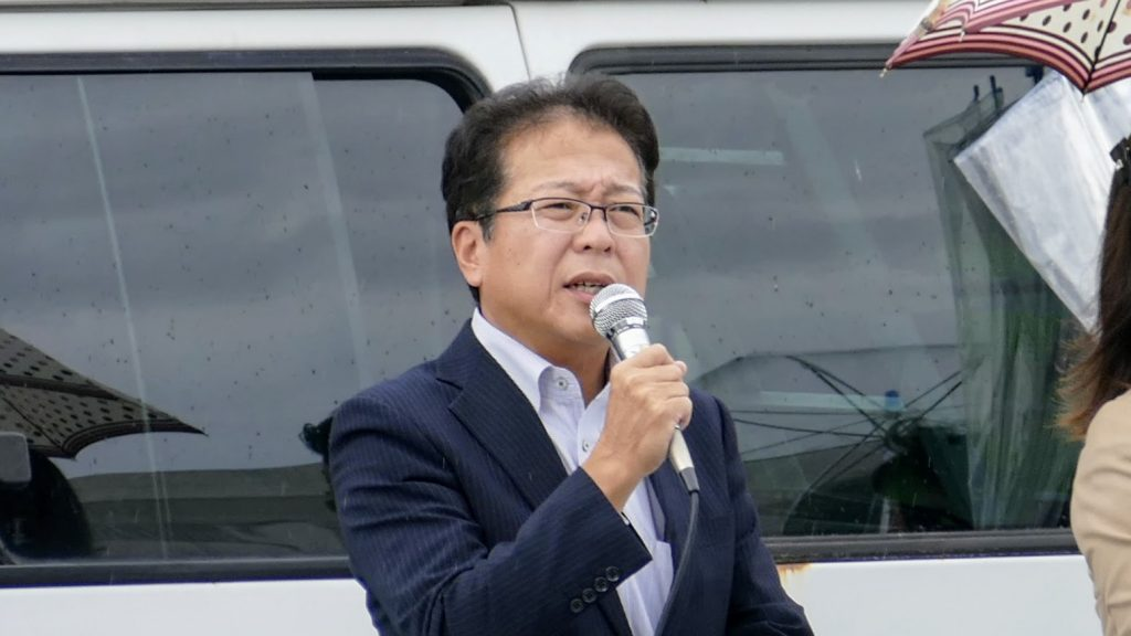 須山隆島根県議会議員