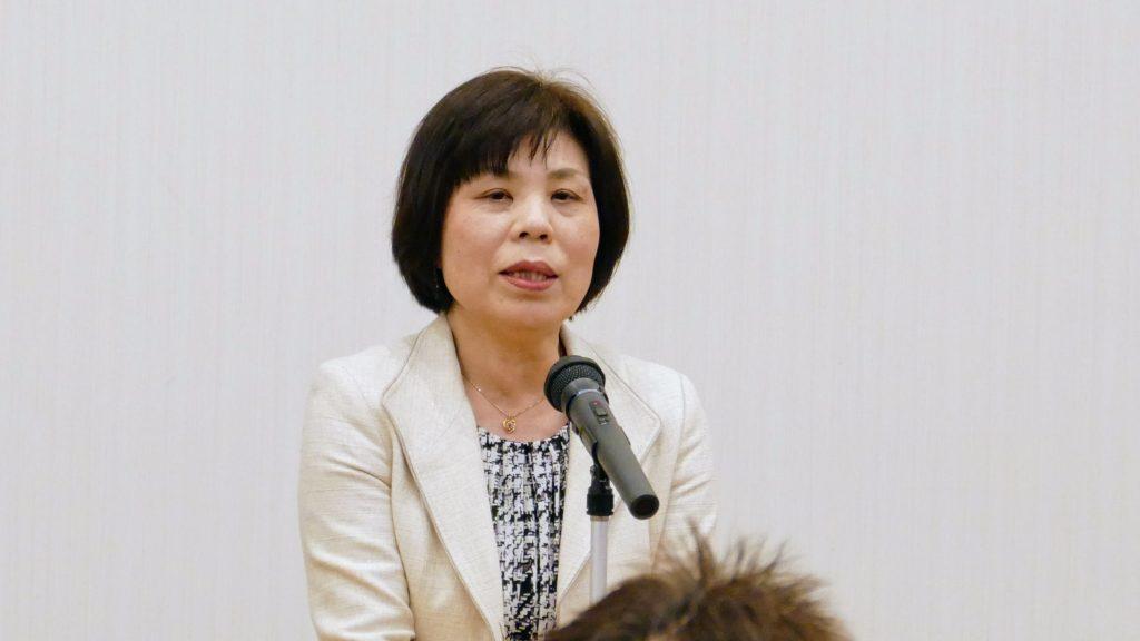 角智子島根県議会議員