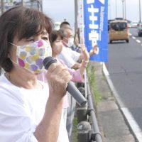 2020年9月17日島根県議会 令和2年9月定例会本会議にて、角ともこ 議員が質問を行いました。