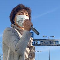 立憲民主党島根県総支部連合会 角智子幹事長